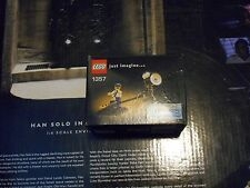LEGO STUDIOS 1357 CAMERAMAN RETIRED SEALED BOX NOT MINT