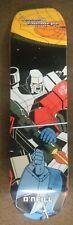 Primitive Shane O'Neil Transformers Skateboard Deck Nos