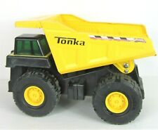 "Tonka 14"" Mighty Diesel Dump Truck 4000 Pressed Steel 2009  C239-A"