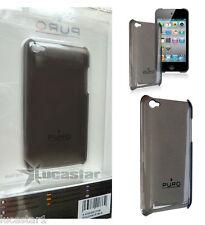 SCHUTZHÜLLE iPod Touchscreen 4th Generation PURO SCHWARZ