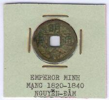 Vietnam- Besetzung v. China, Phan Münze, Kaiser Mang 1820-1840,