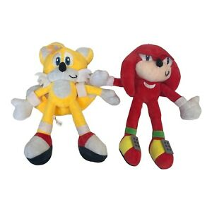 Sonic The Hedgehog Knuckles The Echidna Or Miles Tails Prower