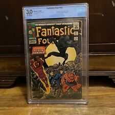 Fantastic Four #52 CBCS 3.0 First Appearance of Black Panther (HUGE Key!) 1966