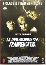 Dvd La maledizione dei Frankenstein (I Classici Hammer Films) 1967 Usato