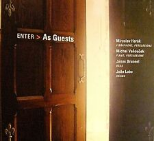 Enter by As Guests - audio CD IMPORT (Baileo Music Netherlands)