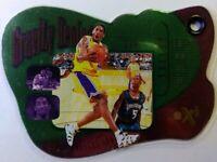 1998 98 Skybox EX2001 Gravity Denied Kobe Bryant #4GD, Los Angeles Lakers