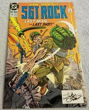 Sgt. Rock Special #12 - DC Comics - May 1991 - Comic Book
