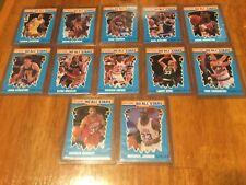 SET STICKER  STYLE 1989-1990 Fleer Basketball   Michael Jordan