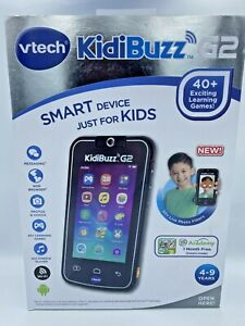 Vtech KidiBuzz G2 Smart Device Just for Kids BRAND NEW Factory Sealed!