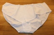 INTIMATES MATERNITY BRIEF SIZE 20 WHITE BLACK 3 PAIRS UNDER BUMP KNICKERS PANTS