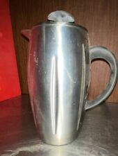 Starbucks Barista Brushed Stainless Insulated French Coffee Press 32 oz 2003