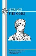 Horace The Odes Kenneth Quine (ed) / Bristol Classical Press 1996