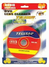 DVD VCD CD CD-ROM LENS CLEANER KIT ROM PLAYER CLEANING TV GAME WET/DRY