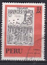 PERU  JAAR 1973 NR. Y&T 589 ° (L11)