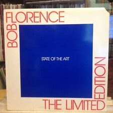 [SOUL/JAZZ]~NM LP~BOB FLORENCE~The LIMITED EDITION~State Of The Art~{1988~USA MU