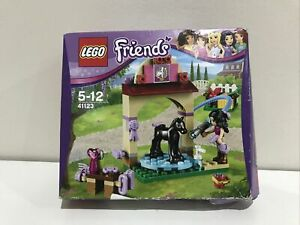 LEGO FRIENDS | 41123 | FOAL'S WASHING STATION | BRAND NEW
