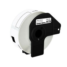 1 Roll Dk1201 White Address Labels 400 Labels For Brother Ql 700 710w With1 Frame
