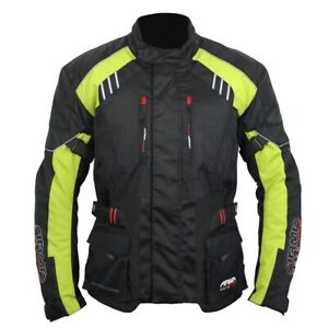 ARMR Moto Kiso 3 Textile Motorcycle Bike Jacket Touring Waterproof NEW SRP £119