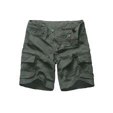 Mens Army Military Cargo Shorts Outdoor Work Camping Fishing Casual Shorts
