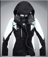 Women's Outdoor Waterproof Windproof Winter Warm Ski Coat Jacket 6 Colors 5 Size