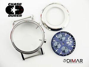Packung / Gehäuse Original Chase Durer Automatisch Mit Zifferblatt DIAM.43mm