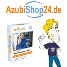 Lernkarten Kraftfahrzeugmechatroniker KFZ Prüfung AzubiShop24.de Lernen Retoure