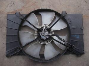 TOYOTA  ARISTO 2JZGTE radiator fan shroud + hydraulic fan 16912-46030 cut #6