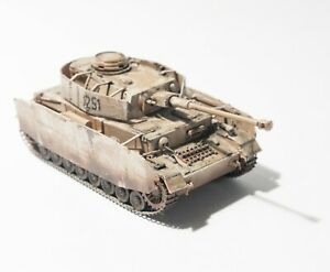 Collectible Plastic Model of the German Tank Т-IV H Scale 1:72 (PREORDER)