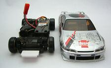 USED Kyosho Mini-Z MA-010AWD ASF 2.4GHz NISMO SILVIA S15 Lighting & Drift Spec
