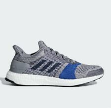 ADIDAS ULTRA BOOST 2.0 Multicolor Size 13 White Red Rainbow BB3911 Shoes Rare