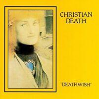 CHRISTIAN DEATH - DEATHWISH CD NEW