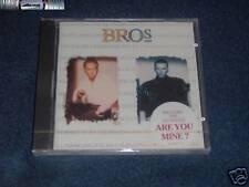Bros - Changing faces  CD 1991  SIGILLATO
