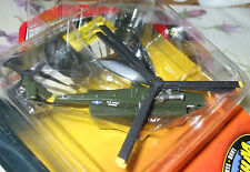 2011 MAISTO TAILWINDS US ARMY SIKORSKY CH-54 SKYCRANE Saw action in Vietnam