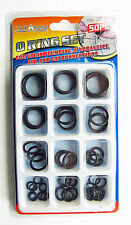 50 Pc Assorted O Rings Set Plumbing  Tap Sink Washers Rubber Car Kit FROM SYDNEY