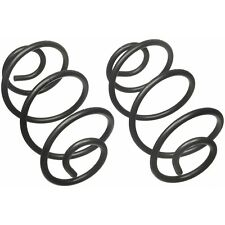 For Chevy Chevelle Oldsmobile F85 Buick Rear Constant Rate Coil Spring Set Moog