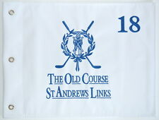ST. ANDREWS LINKS (The Old Course) Embroidered GOLF FLAG