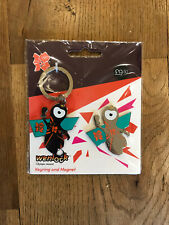 London Olympics 2012 Wenlock Olympics Metal Key ring And Magnet