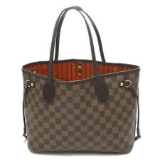 LOUIS VUITTON Damier NEVER full PM Tote Bag N 51109 Free Shipping