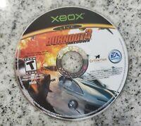 Burnout 3: Takedown (Microsoft Xbox, 2004) Racing Game Free Fast Shipping