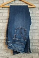 "VIGOSS Dark Wash ""THE BROOKLYN"" Bootcut Women's Jeans Size 32x33"