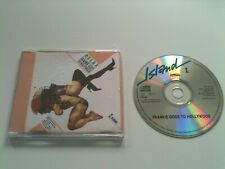 Frankie Goes To Hollywood - RELAX - Maxi CD Single © 1983/89 #651 096