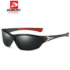 UV400 Men's Polarized Sunglasses Glasses Driving Sport Fishing Eyewear DUBERY