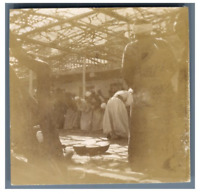 Egypte, Caire (القاهرة), Souk  Vintage citrate print Tirage citrate  8,5x8
