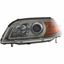 For Acura MDX 04-06, Driver Side Headlight, Clear Lens
