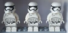 3x LEGO Star Wars Minifigur - First Order Stormtrooper (2015), Figur sw0667