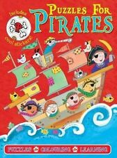 Pirate Puzzles Red by Autumn Publishing Ltd (Paperback, 2014)