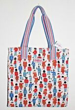 CATH KIDSTON WASHED COTTON TOTE GUARDS & FRIENDS SHOPPER BAG