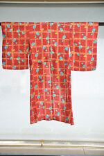 Vintage Japanese kimono yukata   from Japan 9-35