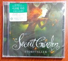 Secret Garden - Storyteller New Age CD Korea Import Sealed