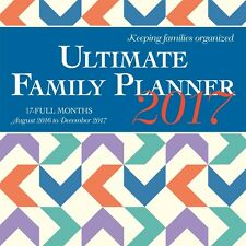 Ultimate Family Planner Wall Calendar
